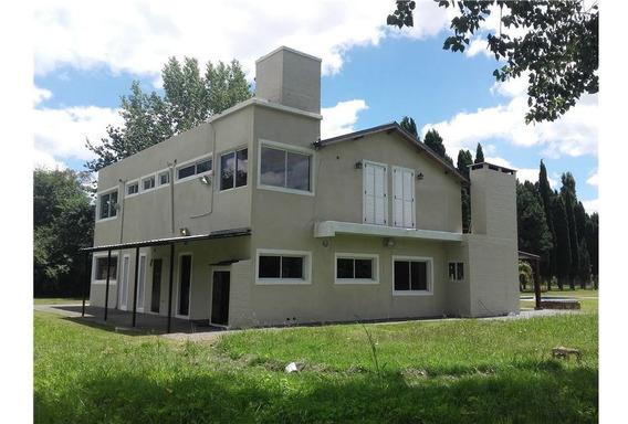 Casa Quinta 8150 M2 Bosque. Pileta