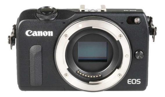 Câmera Mirrorless Canon Eos M2 Corpo
