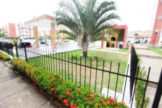 Apartamento Em Nova Parnamirim, Parnamirim/rn De 68m² 3 Quartos À Venda Por R$ 150.000,00 - Ap615883