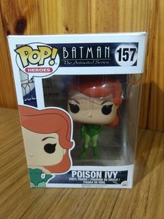 Funko Pop Poison Ivy # 157