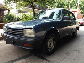 Peugeot 504 2.0 Sr Tc Aa Unica Mano 1992 Full Oportunidad