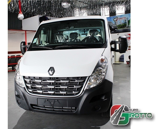 L2h1 Chassi Cabine Renault Master 2020 A Pronta Entrega