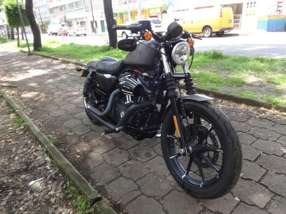 Harley Davidson Iron Sporters 883
