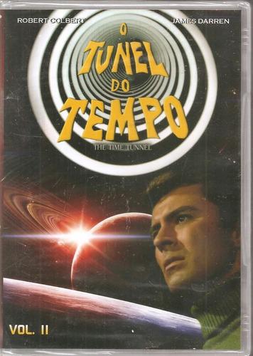 Dvd O Túnel Do Tempo Vol. 2 - Robert Colbert, James Darren