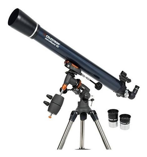 Telescopio Refractor Celestron 21064 Astromaster 90 Eq