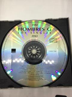 Cd Original - Hombres G Los Singles 1984-1993