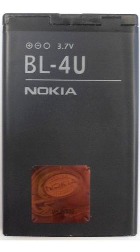 Bateria Original Nokia Bl-4u 3.7v 1000mah (2009) E4570