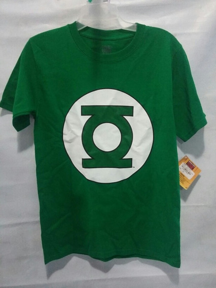 Playera Green Lantern Dc Comics Original
