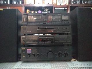 Equipo De Audio En Modulos
