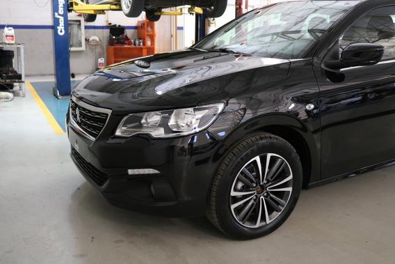 Peugeot 301 Allure Hdi Negro Onyx 2020