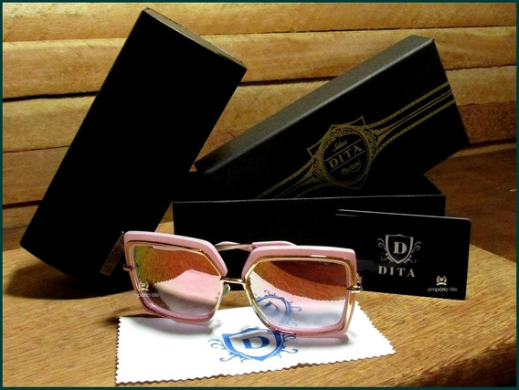 Óculos De Sol Dit Narcissus Lançamento + Envio Grátis °4021°