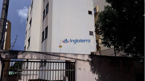 Imagem 1 de 9 de Apartamento Para Alugar, 51 M² Por R$ 700,00/mês - Igapó - Londrina/pr - Ap0954