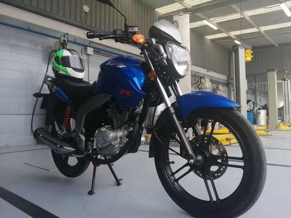 Moto Suzuki Gsx-125r