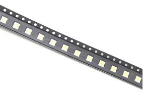 Kit 50x Led Backlight 6v 2w 3535 Com Abas P/tv Lg -
