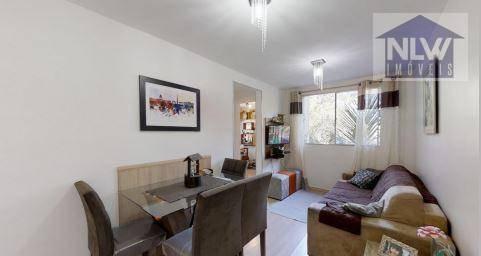 Imagem 1 de 30 de Apartamento À Venda, 52 M² Por R$ 250.000,00 - Paraisópolis - São Paulo/sp - Ap1477