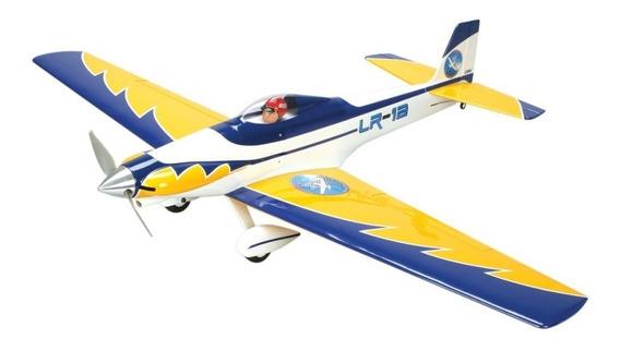 E-flite Kit Aeromodelo Eletrico Lr-1a Pogo Arf 15e Efl4200