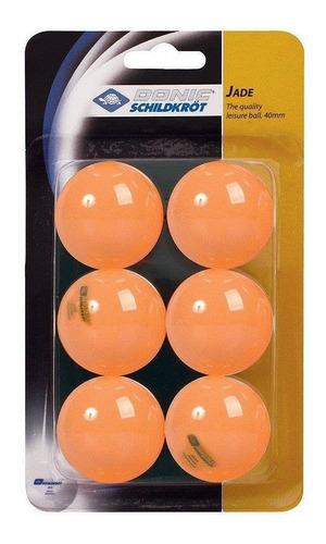 Pelotas Ping Pong Donic Schildkrot Jade Pack Blister X 6