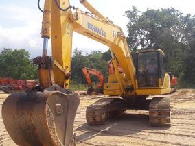 Venta De Excavadora Komatsu Pc200lc-7 Modelo 2005 Con 7.831