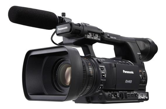 Filmadora Panasonic Hpx-250/lacrada