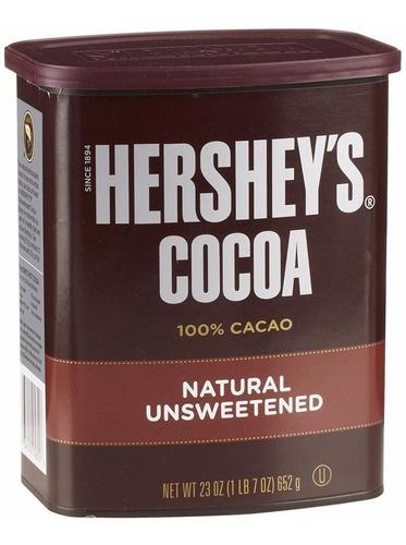 Hershey's Cocoa En Polvo 100% Coc - Unidad a $50990