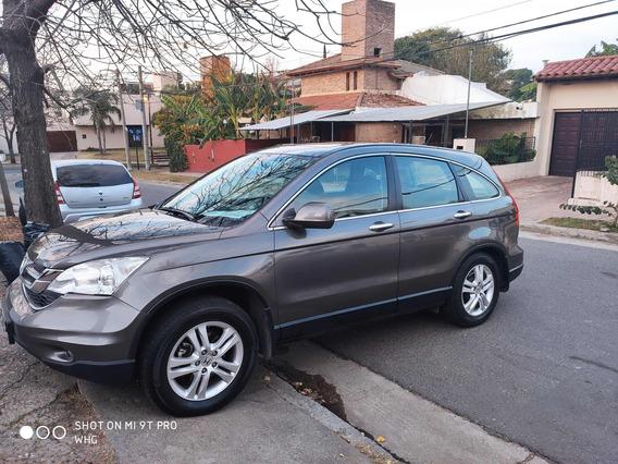 Honda Cr-v 2.4 4x4 Exl Aut L/07 2011