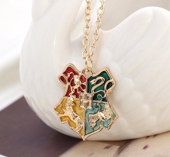 Collar Escudo Hogwarts Harry Potter