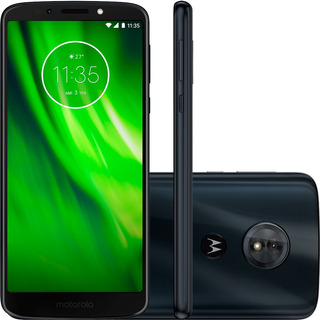 Celular Moto G6 Play Dual Chip 5.7 32gb 4g 13mp