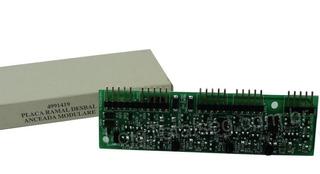 Placa Ramal Desbalanceada Modulare I