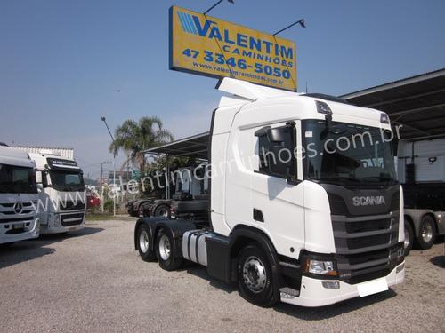 Imagem 1 de 15 de Scania R 450 Trucado 6x2 - 2021