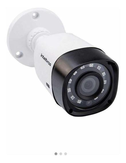 3 Câmeras Vhd 1010b Intelbras Multi Hd 3.6mm Ir20m