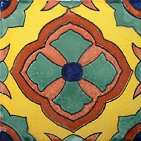 90 Azulejos De Talavera 10x10 - Colonial2