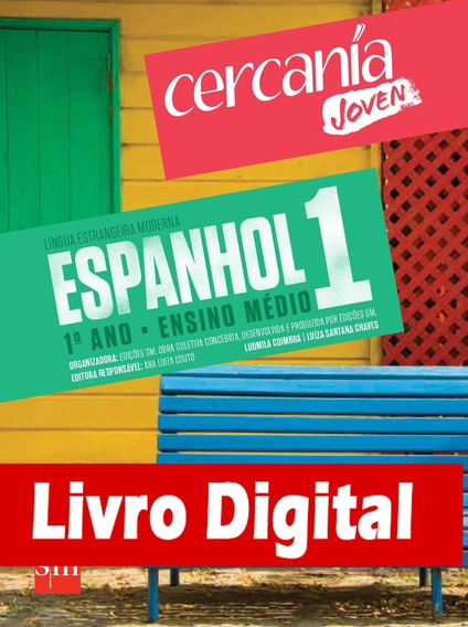 Cercanía Joven - Espanhol - Ano 1