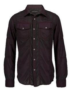 Affliction... -xl- .... Disturbia........button Shirt