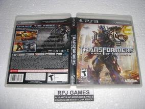 Transformers Dark Moon Original Completa Midia Fisica P/ Ps3
