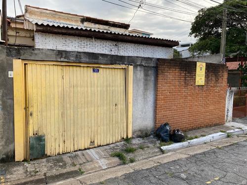 Imagem 1 de 11 de Terreno À Venda, 200 M² Por R$ 650.000,00 - Vila Mariza Mazzei - São Paulo/sp - Te0396