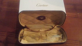 Lentes (montura) Cartier Original Modelo Venecia Clásico.