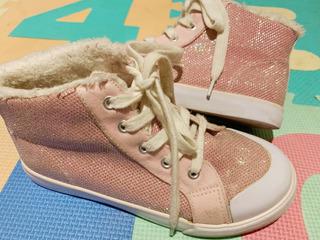 Hermosos Zapatos Gymboree, Traídos De Miami, Talla 2