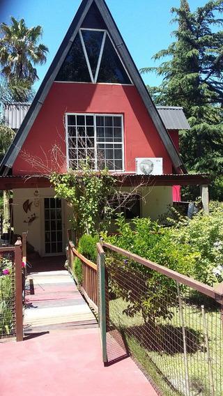 Casa Quinta Alpina Con Pileta En Punta Indio