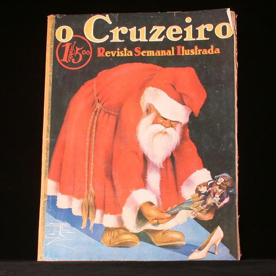 Revista O Cruzeiro Número 8, Ano Iv - Dezembro De 1931