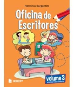 Oficina De Escritores - Vol. 3