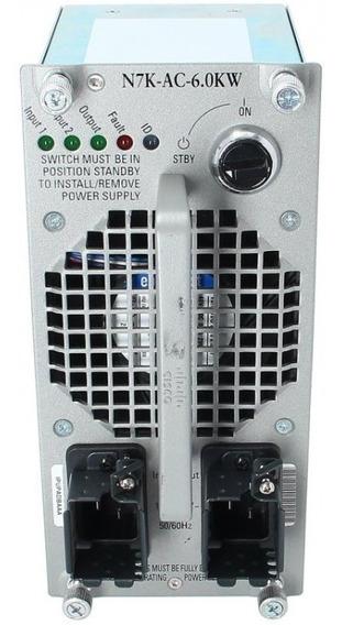 Fonte Cisco Ac Nexus 7000 6.000w - N7k-ac-6.0kw
