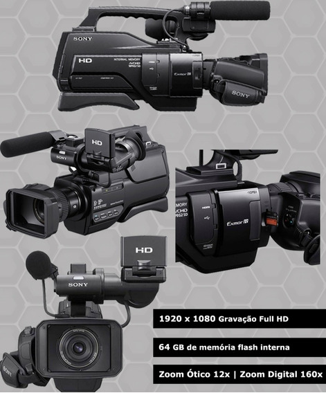 Filmadora Sony Mc 2000