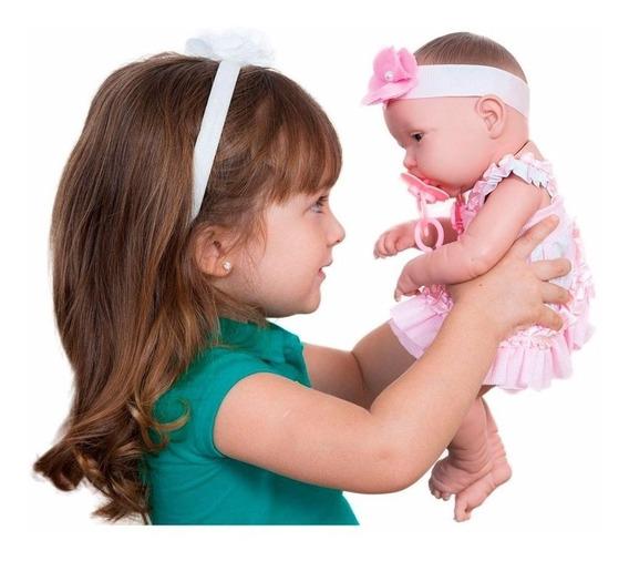 Kit 8 Boneca Bebe Baby Ninos Recem Nascida Cotiplas Promoção