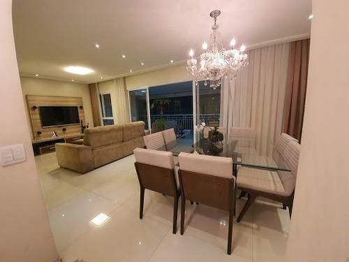 Apartamento Com 3 Dormitórios Para Alugar, 146 M² Por R$ 7.500,00/mês - Belém - São Paulo/sp - Ap2586