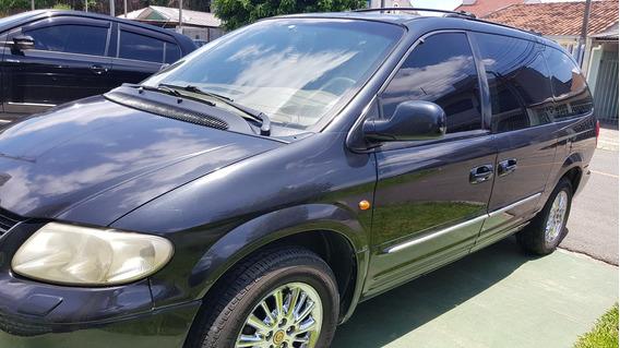 Chrysler Gran Caravan Limited 3.3 V6 2002 - R$ 14.000,00
