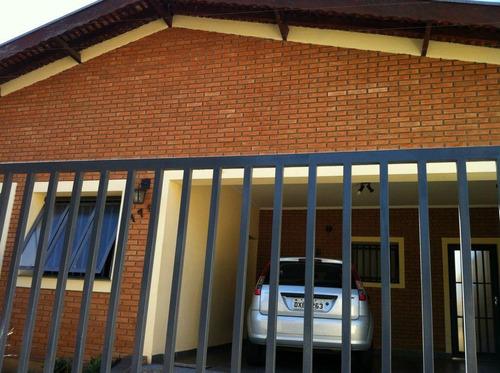 Casa Residencial À Venda, Jardim Bela Vista, Campinas. - Ca5373