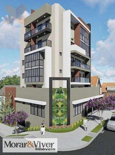 Imagem 1 de 15 de Apartamento Para Venda Em São José Dos Pinhais, Três Marias, 2 Dormitórios, 1 Suíte, 1 Banheiro, 2 Vagas - Sjp0066_1-1369229