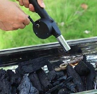 Soplador De Carbon Para Parrilla Y Carne Asada
