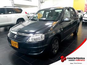 Renault Logan Expresssion 4x2 Gasolina