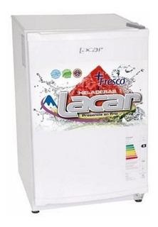 Heladera Sin Freezer 80lts Lacar 30 Blanca Bajo Mesada
